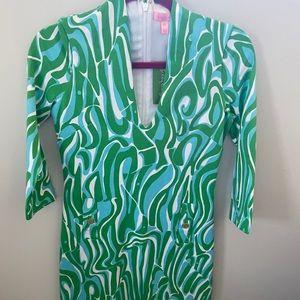Lilly Pulitzer charlena shift dress